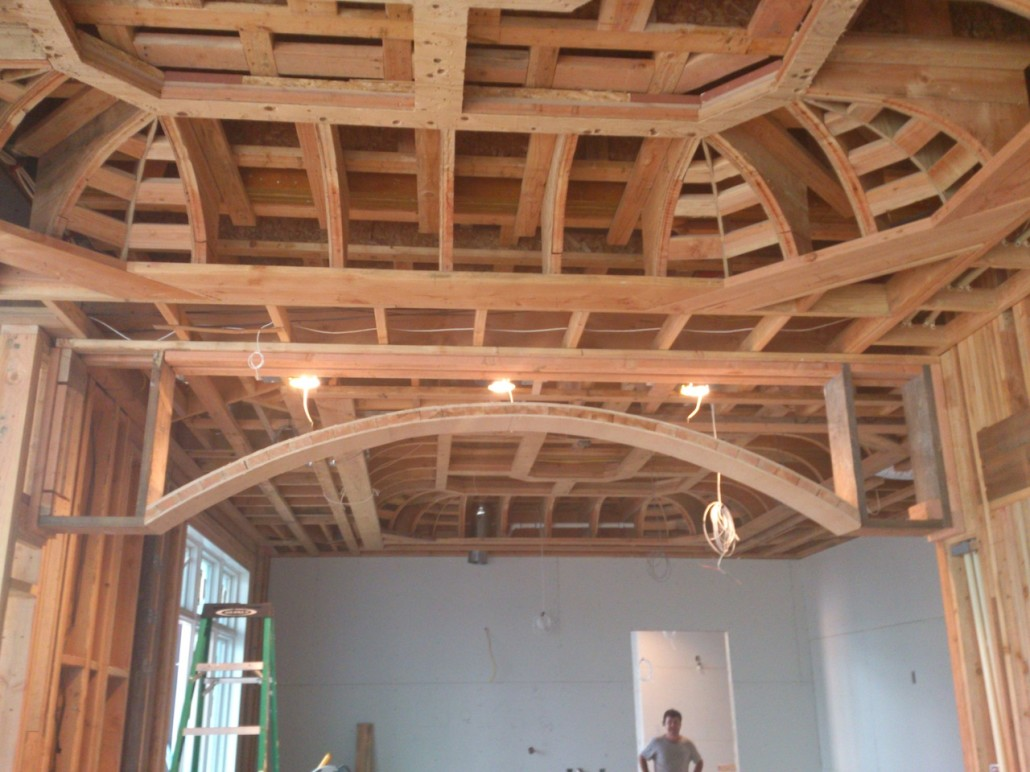 ilin construction inc interior framing image proview